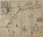 New England the most remarqueable parts thus named by the high and mighty Prince Charles, prince of Great Britain.