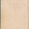 Elizabeth De Hart Bleecker diary