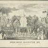 Croton water celebration 1842.