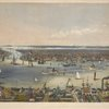 New-York and environs, from Williamsburgh.]