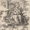 The Virgin on the Throne