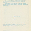 Letter to Andrew [Lloyd Webber] and Tim [Rice] from Hal Prince