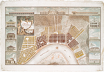 Plan of the city and suburbs of New Orleans from an actual survey...