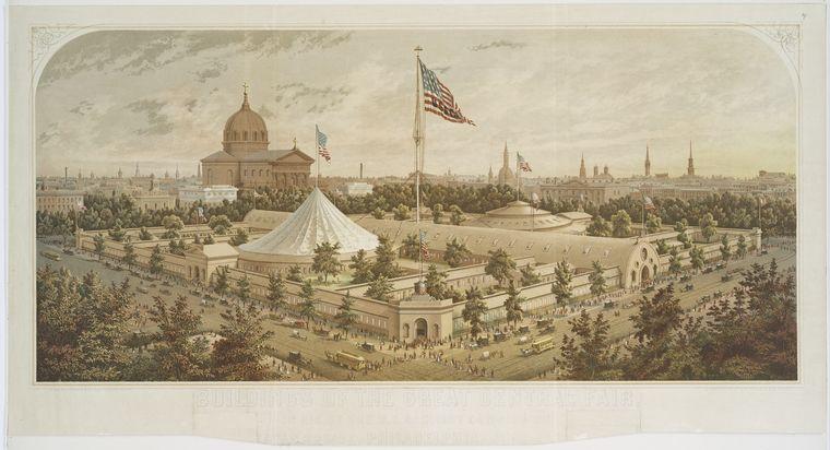 Philadelphia Sanitary Fair, 1864