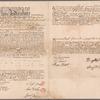 Indenture of apprenticeship of Hugh Gaine to Samuel Wilson and James Magee