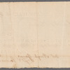 New-York Gazette, and the Weekly Mercury receipted bill to Charles Nichols for subscription