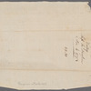 Bill for entry of merchandise imported from Dublin by Hugh Gaine