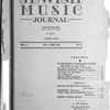 Jewish music journal Vol. 2 no. 2