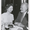 Dorothy Kilgallen at the Stork Club