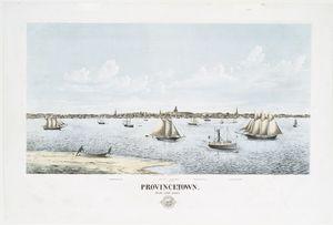 Provincetown [Massachusetts], ... Digital ID: 55092. New York Public Library