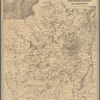 Coltons map of the New York wilderness and the Adirondacks