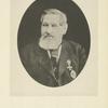 General-maior Aleksandr Bogdanovich Dikheus. 1822.