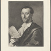 Bildnis Winckelmanns von A.R. Mengs das Original im Besitze des Fürsten Casimir v. Lubomirski in Krakau