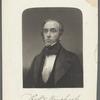 Robert C. Winthrop Speaker [signature]. Representative from Mass.