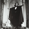 Frank Langella in the stage production Dracula