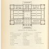 Ground-plan of Memorial Hall page 136