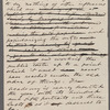 Literary manuscripts and miscellaneous papers