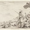 Le Florentin à la chasse