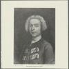 The earliest portrait of Wolfe