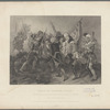 Death of General Wolfe. From the original painting by A. Chappel, in the possession of the publishers.