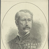 The new peer, Lieutenant-General Sir Garnet Wolseley, G.C.B. Commander-in-Chief of the Army in Egypt