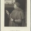 Cardinal Wolsey. From the original of Holbein in the collection of Christ Church, Oxford