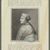 Cardinal Wolsey. (After an original picture)