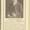 """George Edward Wodberry. """"Great masters of literature"""" is a series of papers Professor Woodbury will contribute to McClure's in 1905..."""