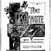 The Keynote Vol. IV, no. 10