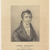 """Samuel Woodworth author of """"Old oaken bucket"""""""