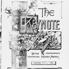 The Keynote Vol. VII, no. 7