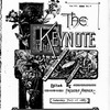 The Keynote Vol. VII, no. 9