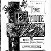 The Keynote Vol. VII, no. 10