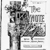 The Keynote Vol. VII, no. 13