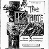 The Keynote Vol. VIII, no. 9