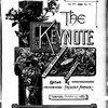 The Keynote Vol. VIII, no. 10