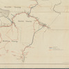 Middle division of the Erie Canal: map showing its reservoirs, feeders & mechanical structures