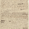 Madame d'Arblay's diary, fol. 25