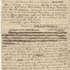 Madame d'Arblay's diary, fol. 26