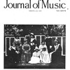 The Canadian journal of music Vol. 2, no. 3