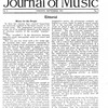 The Canadian journal of music Vol. 2, no. 5