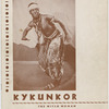 "Portrait of dancer and choreographer Asadata Dafora as the Bridegroom from his 1934 dance production ""Kykunkor,"" taken from the cover of a booklet entitled ""Kykunkor, the Witch Woman, African Dance Drama,"" published ca. 1935"