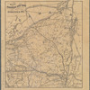 Map of northern New York: showing the route of the Adirondack R'y