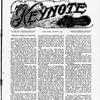 The Keynote Vol. XVII, no. 8