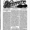 The Keynote Vol. XVII, no. 12