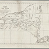 Map of the state of New York: intented to show the relative position of the several academies at which meteorological observations have been made with their elevation above the tide water so far could be asertained