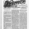 The Keynote Vol. XVIII, no. 7