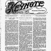 The Keynote Vol. XVIII, no. 8