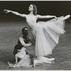 "Maria Caligari in George Balanchine's ""Serenade"""