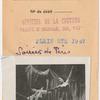 Sérénade: ballet de Balanchine